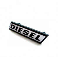 Mk1 Golf Diesel Grille Badge